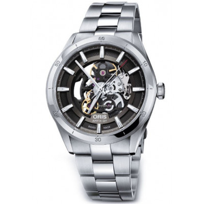 ORIS ARTIX SKELETON 42MM MEN'S WATCH 734 7751 4133-07 8 21 87
