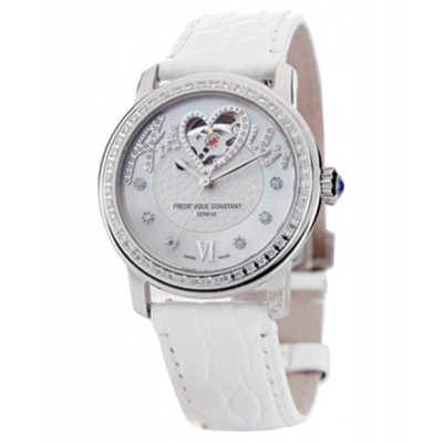FREDERIQUE CONSTANT HEART BEAT AUTOMATIC LADY'S WATCH FC-310SQ2PD6