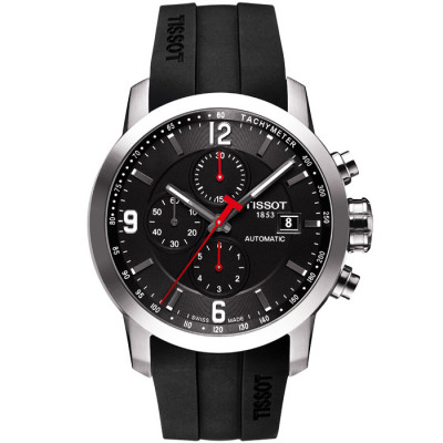 TISSOT PRC 200 CHRONOGRAPH AUTOMATIC 44MM MEN'S WATCH T055.427.17.057.00