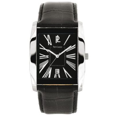 PIERRE LANNIER ELEGANCE STYLE 36X42MM MEN'S WATCH  283A133