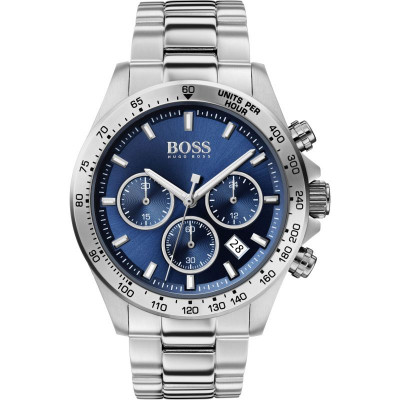 HUGO BOSS HERO 45MM MEN'S WATCH 1513755