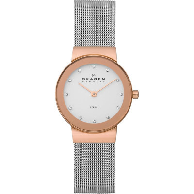 SKAGEN FREJA 28MM LADIES WATCH 358SRSC