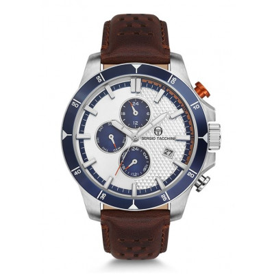 SERGIO TACCHINI HERITECH 46MM MEN`S WATCH ST.10.101.04