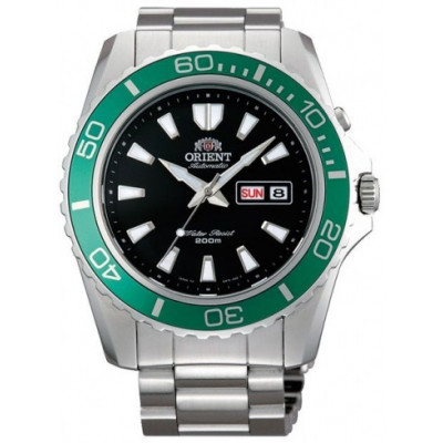 ORIENT DIVING MAKO XL AUTOMATIC 44.5 MM MEN'S WATCH FEM75003B