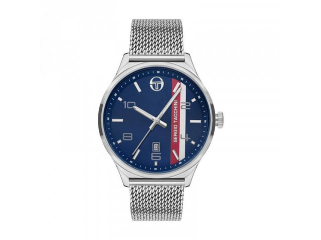 SERGIO TACCHINI CITY 42MM MEN`S WATCH ST.8.125.02