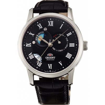 ORIENT CLASSIC AUTOMATIC SUN AND MOON 43ММ MEN'S WATCH FAK00004B