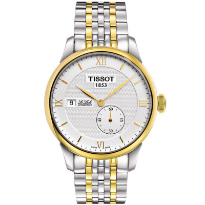 TISSOT LE LOCLE 39.3MM MEN'S  T006.428.22.038.00