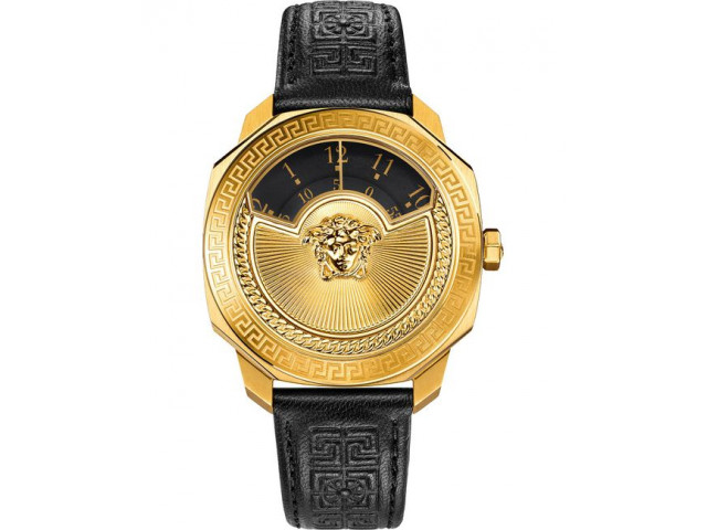 VERSACE DYLOS ICON 38MM LADIES' WATCH  VQU02 0015