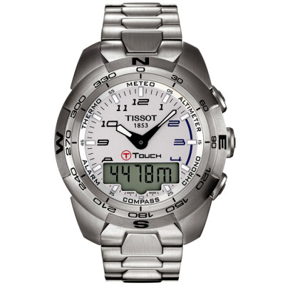 TISSOT T-TOUCH EXPERT 43MM MEN'S  T013.420.11.032.00