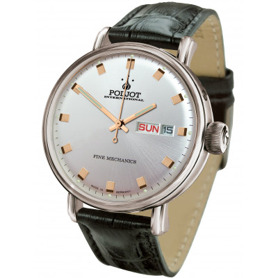 POLJОT INTERNATIONAL  NEW YAROSLAVL DAY&DATE AUTOMATIC  43MM MEN'S WATCH 2427.1541167