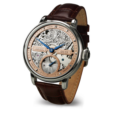 POLJOT INTERNATIONAL 25TH ANNIVERSARY HAND WINDING 43MM MEN'S WATCH LIMITED EDITION 25PIECES  3620.1942513