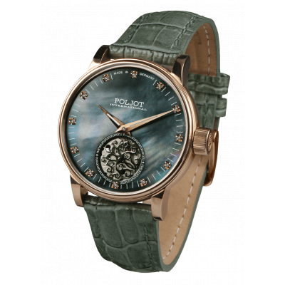 POLJOT INTERNATIONAL YAKUTIA AUTOMATIC 35MM LADIES WATCH 2706.1330634