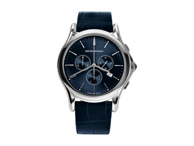 EMPORIO ARMANI CLASSIC 44MM MEN'S WATCH ARS4010