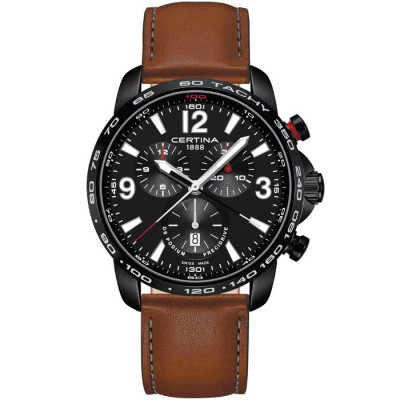CERTINA DS PODIUM CHRONOGRAPH 1/100 44MM MEN'S WATCH C001.647.36.057.00