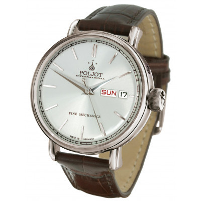 POLJOT INTERNATIONAL  NEW YAROSLAVL DAY&DATE  AUTOMATIC 43MM MEN'S WATCH  2427.1540991
