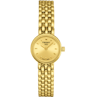 TISSOT LOVELY 19.5MM LADIES WATCH T058.009.33.021.00