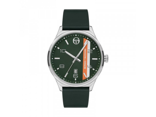 SERGIO TACCHINI CITY 42MM MEN`S WATCH ST.8.126.07