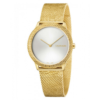 CALVIN KLEIN MINIMAL 35MM LADY'S WATCH K3M22V26