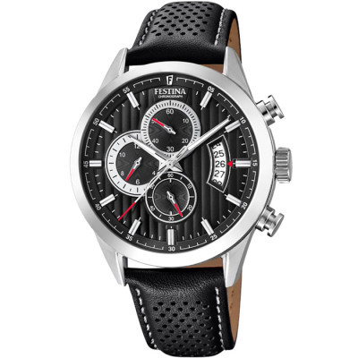 FESTINA CHRONOGRAPH 43.5MM MEN`S WATCH F20271/6