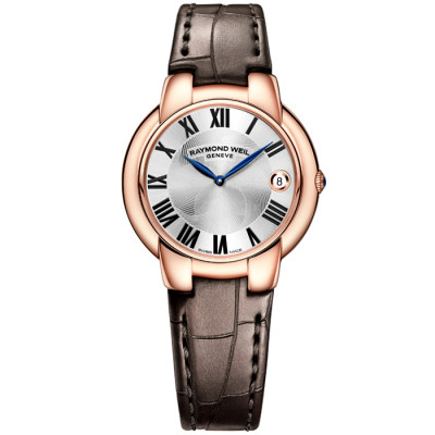 RAYMOND WEIL JASMINE QUARTZ 35MM LADIES WATCH 5235-PC5-01659