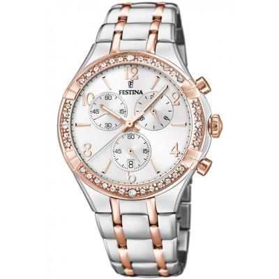 FESTINA CHRONOGRAPH 38MM LADIES WATCH F20394/1