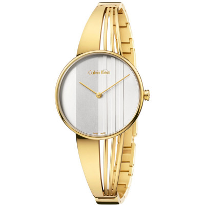 CALVIN KLEIN DRIFT 34 MM LADIES' WATCH K6S2N516