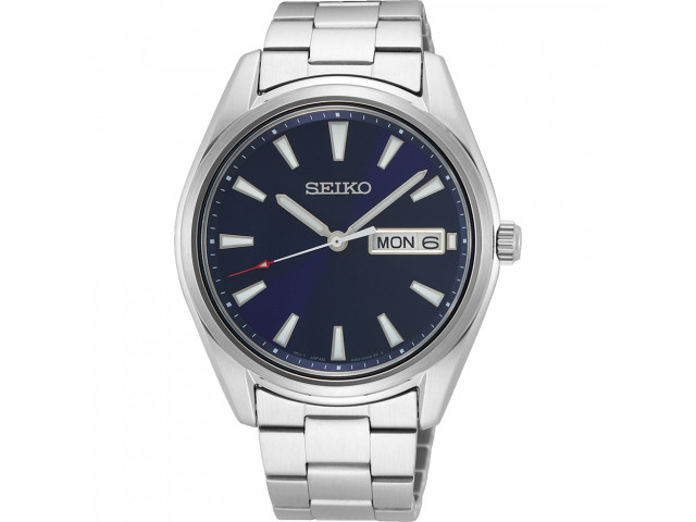 SEIKO CLASSIC 40MM MEN'S WATCH SUR341P1