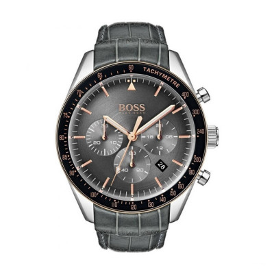 HUGO BOSS TROPHY SPORT 44MM MEN'S WATCH  1513628