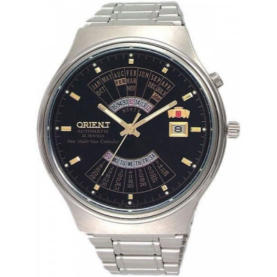 ORIENT MULTI-YEAR CALENDAR 43MM MEN'S WATCH  FEU00002BW