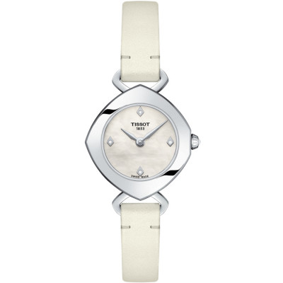 TISSOT FEMINI-T  24.8 x 22.58MM LADY'S WATCH T113.109.16.116.01