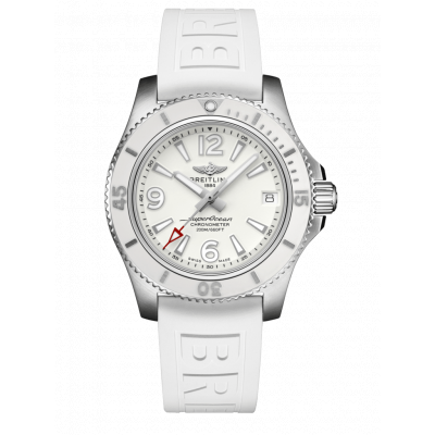 BREITLING SUPEROCEAN AUTOMATIC 36 LADY'S WATCH A17316D21A1S1