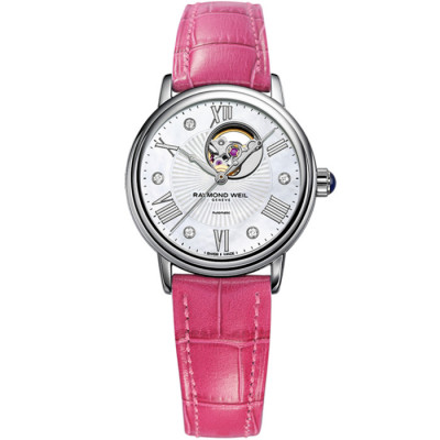 RAYMOND WEIL MAESTRO 30MM LADIES WATCH 2627-STC-00965