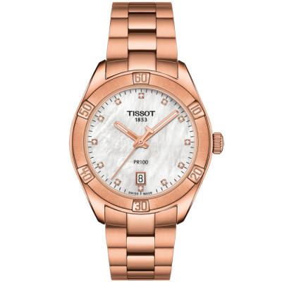 TISSOT PR 100 36MM LADIES WATCH T101.910.33.116.00