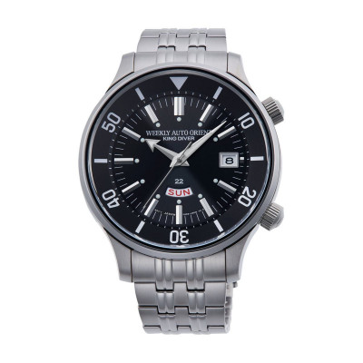 ORIENT KING DIVER AUTOMATIC 44MM MEN'S WATCH RA-AA0D01B