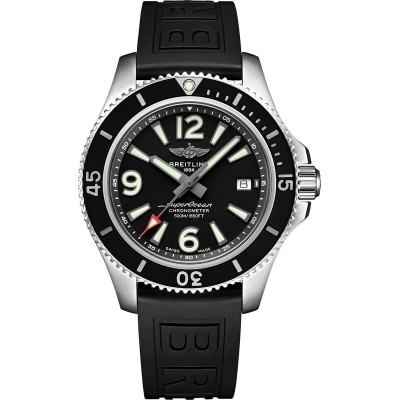 BREITLING SUPEROCEAN AUTOMATIC 42 MEN'S WATCH A17366021B1S1