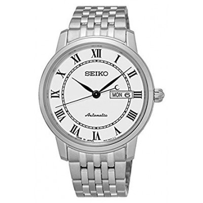 SEIKO PRESAGE AUTOMATIC 40MM MEN'S WATCH SRP761J1