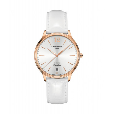 CERTINA DS DREAM 38MM QUARTZ LADY'S WATCH C021.810.36.037.00