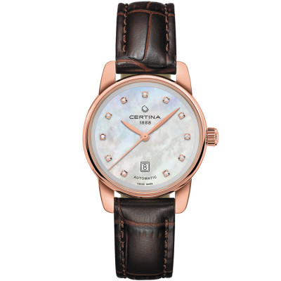 CERTINA DS PODIUM LADY  АUTOMATIC 29MM LADY WATCH C001.007.36.116.00