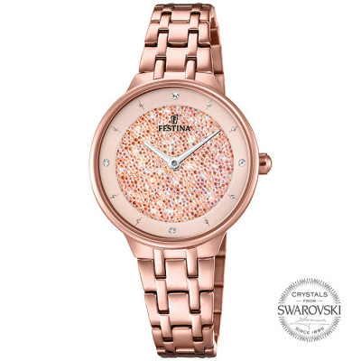 FESTINA MADEMOISELLE 30MM LADIES WATCH F20384/2
