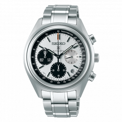 SEIKO PROSPEX CHRONOGRAPH AUTOMATIC 41MM MEN'S WATCH LIMITED EDITION 1000PCS SRQ029J1