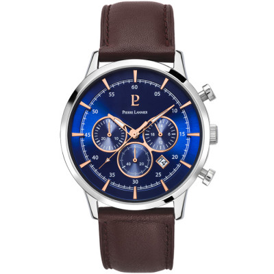 PIERRE LANNIER DUNE COLLECTION 43MM MEN'S WATCH 224G164