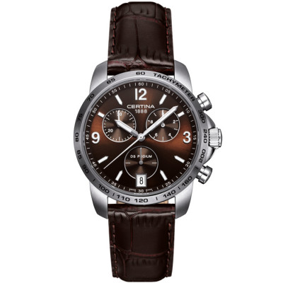 CERTINA DS PODIUM CHRONOGRAPH 42MM MEN'S WATCH C001.417.16.297.00