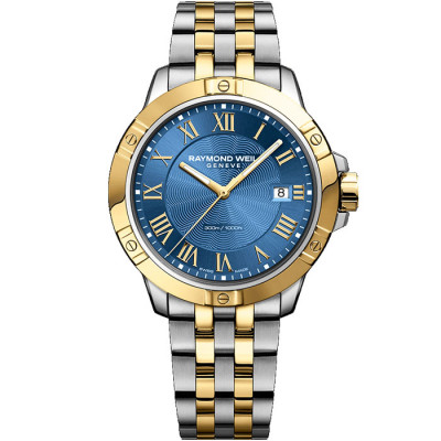 RAYMOND WEIL TANGO 41MM MEN'S  WATCH 8160-STP-00508