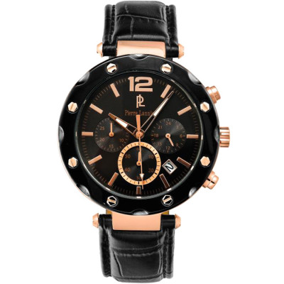PIERRE LANNIER ELEGANCE CHRONO 42MM MEN'S WATCH  275G433