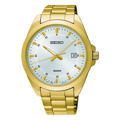 SEIKO CLASSIC 43MM MEN'S WATCH SUR212P1