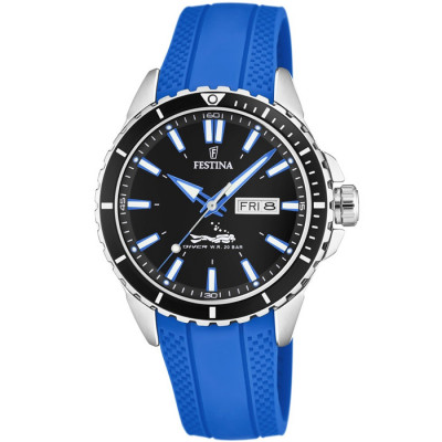 FESTINA DIVER 44.5MM MENS WATCH F20378/3