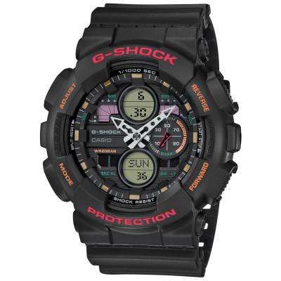 CASIO G-SHOCK GA-140-1A4ER