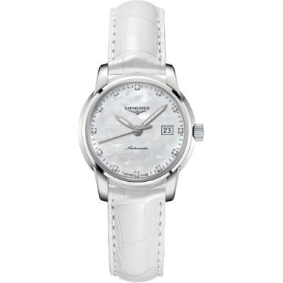 LONGINES SAINT-IMIER AUTOMATIC 30MM LADIES WATCH L2.563.4.87.2