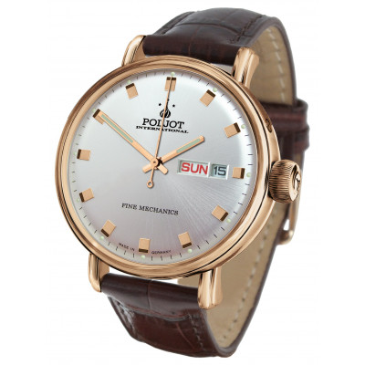 POLJOT INTERNATIONAL  NEW YAROSLAVL DAY&DATE  AUTOMATIC 43MM MEN'S WATCH   2427.1541668