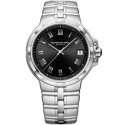 RAYMOND WEIL PARSIFAL QUARTZ 41MM MEN'S WATCH 5580-ST-00208